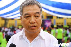 Chủ tịch Nguyễn Trọng Chiến: 'Hà Nội FC chấp nhận án phạt, mong không tái diễn sự cố tương tự'