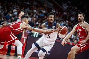 Donovan Mitchell lập Double-double, Mỹ về đích ở hạng 7 tại FIBA World Cup 2019