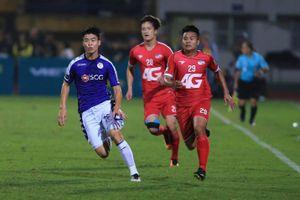 V-League vòng 23: Khúc cua quyết định