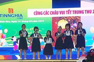 Đồng Nai: Hơn 1.000 trẻ khuyết tật, mồ côi nhận quà Trung thu