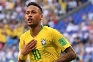 Thống kê chỉ ra Neymar hay hơn Ronaldo ở cấp đội tuyển