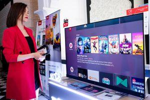 TCL ra mắt C8 - màn hình 55 inch 4K, giá 20 triệu đồng