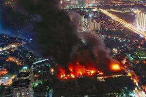 Ngẫm từ vụ cháy Công ty Rạng Đông
