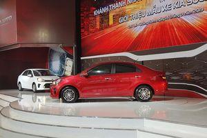 Thaco giới thiệu mẫu xe mới có giá từ 399-455 triệu đồng