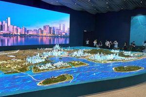 Trung Quốc đẩy mạnh xây dựng vùng vịnh lớn ở phía nam