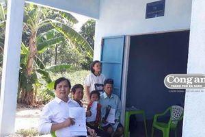 Thu hồi đất sai, UBND H. Trà Bồng thua kiện