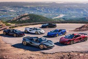 McLaren ra mắt bộ sưu tập đặc biệt cho 600LT Spider
