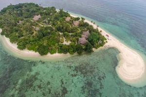 Mốt tậu resort trên hoang đảo của giới tỷ phú Indonesia