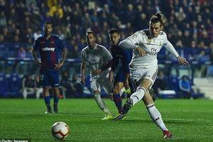Khởi đầu không như ý, Real Madrid gặp thử thách lớn khi đối diện 'ngựa ô' Levente