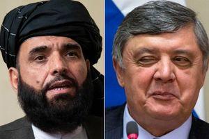 Phái đoàn Taliban đến Moscow, đàm phán với quan chức Nga