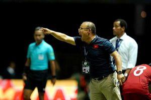 VFF bác bỏ 'áp' chỉ tiêu HLV Park Hang-seo đưa Việt Nam vào chung kết Asian Cup