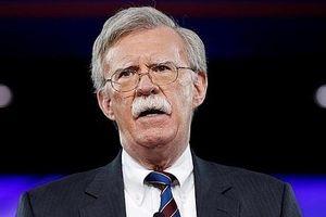 Vì sao Tổng thống Mỹ sa thải Cố vấn an ninh quốc gia John Bolton?