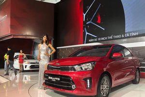 Thaco chính thức ra mắt xe KIA Soluto, giá từ 399 triệu đồng