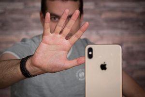 Những chiếc iPhone trong tương lai có thể mở khóa bằng lòng bàn tay
