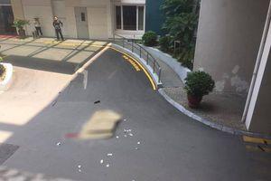 Hải Phòng: Một người đàn ông tử vong do rơi từ tầng cao tòa nhà Parkson