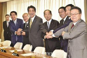 Những toan tính đằng sau cuộc cải tổ nội các ở Nhật Bản