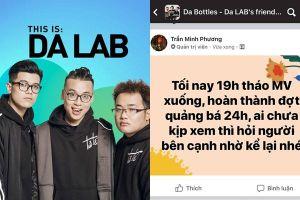 Chơi ngông như boygroup 'lầy nhất vịnh Bắc Bộ': vừa tung MV đã đe dọa tháo xuống khỏi YouTube sau 24h vì… view lẹt đẹt?