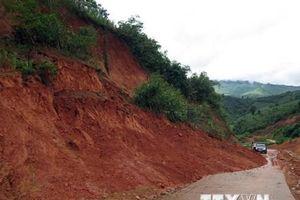 Trung Bộ, Tây Nguyên và Nam Bộ mưa to, có nguy cơ xảy ra lũ quét