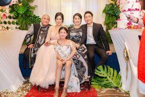 Bất ngờ với chuyện con chung - con riêng ở gia đình NSND Hồng Vân - Lê Tuấn Anh