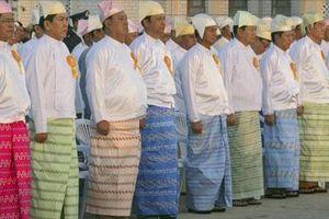 Những sự thật ít biết về Myanmar: Đất nước có đàn ông mặc váy
