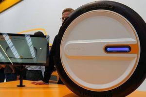 Công nghệ lốp tự bơm lần đầu trình diễn tại Frankfurt Motor Show 2019