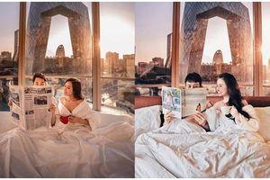Tới lượt Minh Nhựa mang tiếng 'sống ảo' khi PTS mình vào ảnh du lịch sang chảnh của người khác