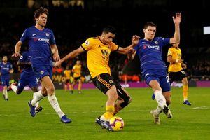 Trực tiếp Chelsea vs Wolves: Khiêu vũ giữa 'bầy sói'