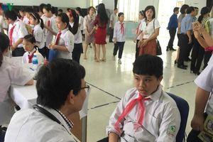 Khám sức khỏe học sinh các trường gần Công ty Rạng Đông