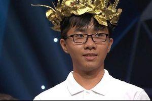 Nguyễn Bá Vinh - 'hạt giống số 1' trong trận chung kết Olympia 2019