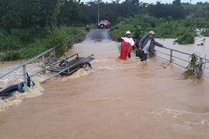 Nam Bộ mưa lớn, nguy cơ xảy ra lũ cục bộ, lũ quét và sạt lở đất