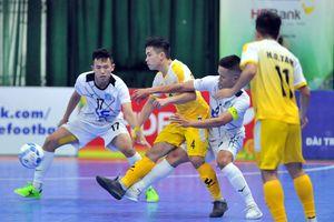 Hồ Văn Ý mắc sai lầm phút cuối, Thái Sơn chia điểm với Sahako trận 'chung kết' mùa giải
