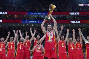 Chấm dứt câu chuyện cổ tích của Argentina, Tây Ban Nha lần thứ 2 chạm tay vào cúp vô địch FIBA World Cup 2019