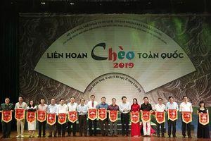 Khai mạc Liên hoan Chèo toàn quốc năm 2019