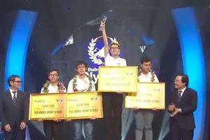 Học sinh trường chuyên Phan Bội Châu vô địch Đường lên đỉnh Olympia 2019