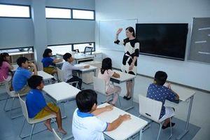 Nâng cao hiệu quả dạy tiếng Anh bậc tiểu học