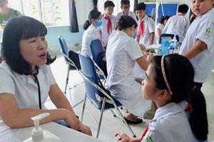 Chưa phát hiện học sinh nào gần Công ty CP phích nước Rạng Đông có biểu hiện cấp tính bất thường