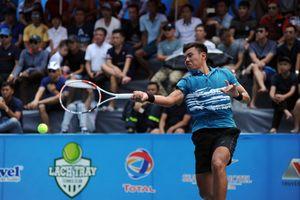 Giải quần vợt VTF Lạch Tray: Lý Hoàng Nam có chức vô địch đầu tiên cho quê nhà Tây Ninh