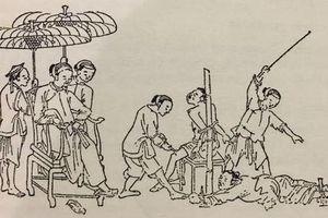 Vua chúa Việt dùng luật pháp để chống tham nhũng thế nào?