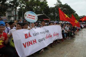Cần Thơ cháy hết mình với khát vọng vô địch Olympia của Nguyễn Bá Vinh