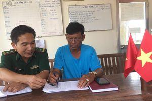 'Công dân tiêu biểu' ở biên giới Hà Tiên
