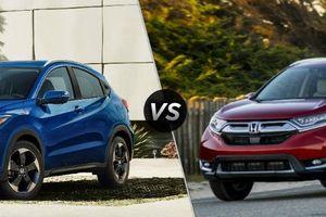 Honda dành riêng ưu đãi cho khách mua xe CR-V và HR-V