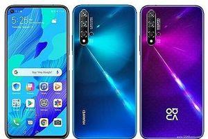 Huawei sắp ra Nova 5T tại Việt Nam