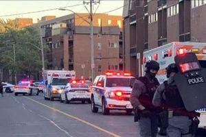 Xả súng kinh hoàng tại Canada, nhiều người thương vong