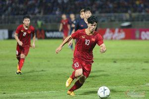 Công Phượng bất ngờ 'lên giá' sau trận gặp Thái Lan