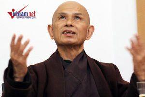 Trao giải sách thiếu nhi 2019 cho Thiền sư Thích Nhất Hạnh