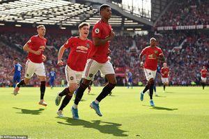 Kết quả Premier League: M.U chiến thắng, Man City thua sốc
