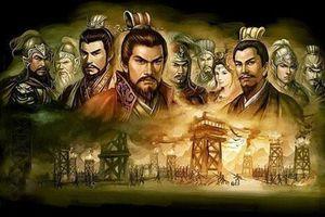 Trận đánh Lưu Bị dẫn theo 'tứ hổ thượng tướng', nhất chiến xưng vương