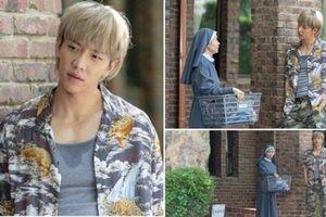 Lee Seung Gi gây sốc khi nhuộm tóc vàng hoe, ăn diện như bụi đời trong phim 'Vagabond' khiến netizen đồng loạt kêu 'không hợp'