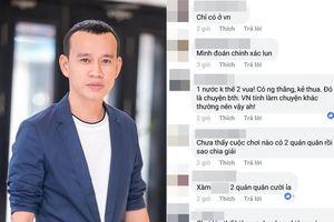Bị khán giả chỉ trích vì chọn 2 quán quân, chuyên gia đào tạo Phúc Nguyễn lên tiếng