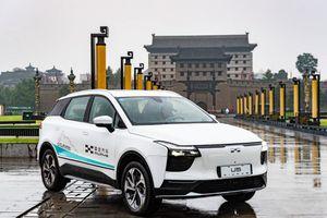Ô tô điện Trung Quốc Aiways U5 xâm nhập thị trường châu Âu